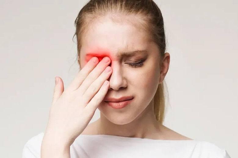 Reacțiile în cazul unor alergii oculare